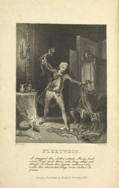 Fleetwood. [Frontispiece.] From New York Public Library Digital Collections.