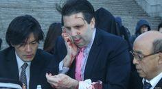 Embajador de EE.UU. en Seúl dice estar bien tras ataque con cuchillo