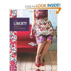 Liberty Book of Home Sewing [Hardcover]  Liberty of London (Author),