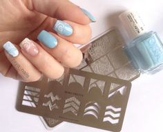 zaya_nails: Born Pretty Stamping guide: review and nail art