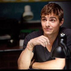 David Franco, fell in love after seeing 21 jump street!