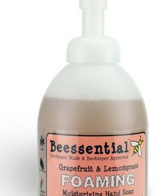 Beecology All Natural Hand Soap + Hand and Body Creme Review | Momma Deals
