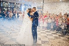 The wedding songs most likely to lead to an unhappy marriage | Daily Mail Online