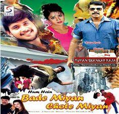 Hum Hain Bade Miyan Chote Miyan 2002 Hindi Dubbed 300MB HD Only At Downloadingzoo.com.