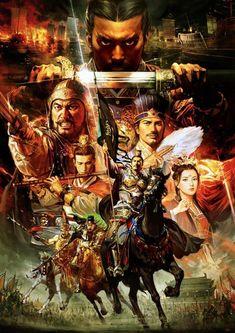 PabloUchida_Romance of Three Kingdoms.jpg