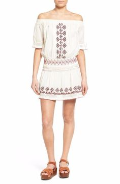 TULAROSA Women's Marietta Dress Ivory Medium FTC #3361