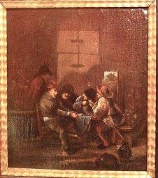 Barock Gemälde Niederlande | Antik | Aparello