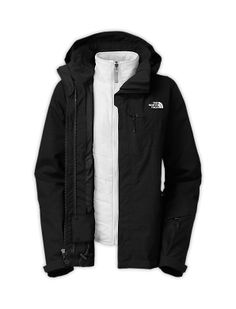 The North Face Women's Jackets & Vests 3-in-1 Jackets WOMEN'S CHEAKAMUS TRICLIMATE JACKET