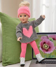 Love My Doll Sweater