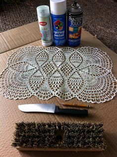 Lace-Like Stepping Stones (5/6)