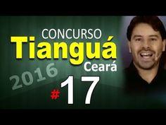 Concurso Tianguá CE 2016 Ceará Informática # 17 - Cargos nível médio com...