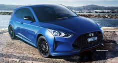 Future Cars: 2018 Hyundai Veloster Keeping it Asymmetrical Will Get N Performance Model