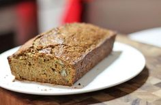 Carrot Amaranth Bread