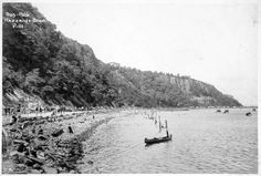 "The newly-formed Palisades Interstate Park Commission acquired the Hazard property in 1902 for $2,100 and initially used it as a ""landing be..."