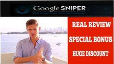Google Sniper 3.0 Review and Huge Bonus   Google Sniper 3.0 Live Walkthrough Of Member Area