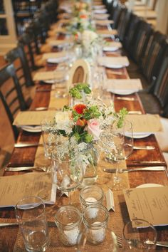 Photographer: Heather Hester Photography / Flowers: Gina of Holliday / Wedding Venue and Caterer: Andrew Michael Italian Kitchen