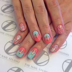 tee__ohh #nail #nails #nailart