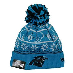 New Era NFL Sweater Chill Sport Knit Pom Beanie (Panthers) NFL http://www.amazon.com/dp/B0196369O2/ref=cm_sw_r_pi_dp_k8rAwb0QVX6XH