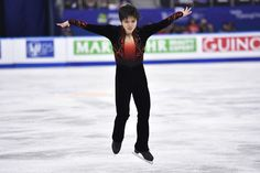 Shoma Uno Photos Photos - Shoma Uno of Japan competes in the men's free skating during ISU Four Continents Figure Skating Championships - Gangneung -Test Event For PyeongChang 2018 at Gangneung Ice Arena on February 19, 2017 in Gangneung, South Korea. - ISU Four Continents Figure Skating Championships - Gangneung - Day 4