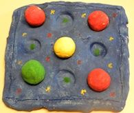 FEM FIGURETES AMB FANG Diy Clay, Clay Crafts, 3, Desserts, Food, Ideas, School, Play Dough, Clay