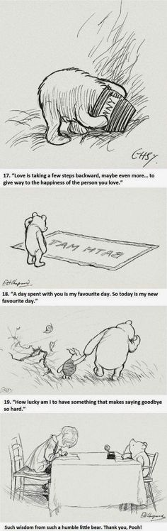 19 Incredibly Wise Truths We Learned From Winnie The Pooh | My99Post | Funniest Fail Pics | Motivational Posters.