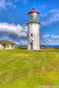 Kilauea Lighthouse,  Kilauea, Kaua'i, Hawai'i