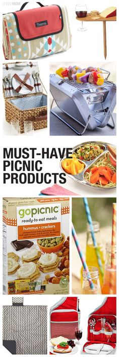 Go on a picnic, but don't forget these essentials!