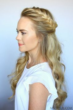 half-up-french-braids-curls-tutorial