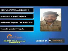 Testimonial: Gayatri Calendars Co. is highly satisfied with GD services Sales Agent, Business Opportunities, Gd, Investing, Calendar, How To Get, Marketing