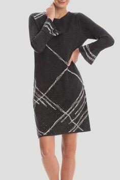 188$  Watch here - http://vimnu.justgood.pw/vig/item.php?t=m1vb5m14577 - Checked Cuff Dress