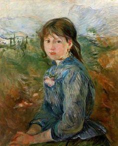(3) Arte Moderna Morisot 1889
