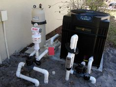 1000 images about swimming pool repair services on - Swimming pool heater installation ...