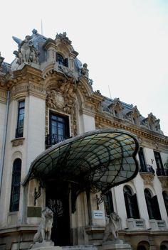 Art Nouveau Architecture in Bucharest