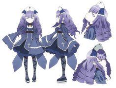 Lapis Lazuli - Taimadou Gakuen 35 Shiken Shoutai Wiki - Wikia