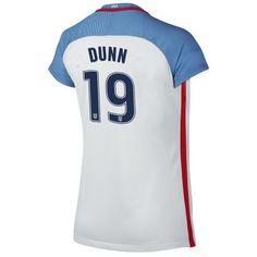 2016 Crystal Dunn #19 Home Stadium Jersey For Sale USA Soccer