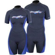 Ocean Quest Wetsuit Scuba.com