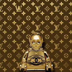 Louis Vuitton Archives - MIKESHOUTS. This would look cool in a nursery or small childs room. Talk about being fashion forward.