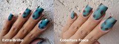Um blog sobre esmaltes e cosméticos em geral. Nail Foil, Turquoise, Blog, Beauty, Jewelry, Foil Nails, General Goods, Enamels, Block Prints