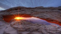 Mesa Arch by Cliff Workman 2016