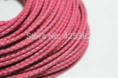 Find More Jewelry Findings & Components Information about 3mm Braided Leather Cord, 3 feet Round Peach Genuine Leather Cord , Jewelry Leather String Cord, Jewelry Findings Free Shipping,High Quality jewelry nipple,China jewelry findings chain Suppliers, Cheap jewelry findings sterling silver from Online Store 425382 on Aliexpress.com