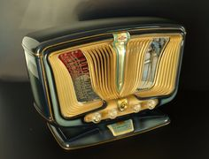 EXCELLENT 1955 SNR EXCELSIOR 55 THE MOST BEAUTIFUL FRENCH RADIO. | eBay