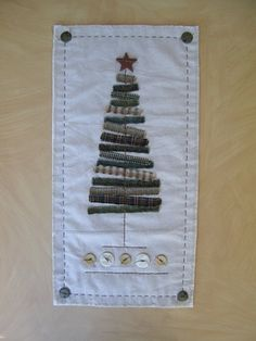 Raggedy Tree Quilt