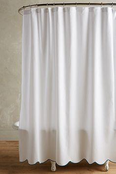55 best shower curtains white tailored border images bathroom rh pinterest com