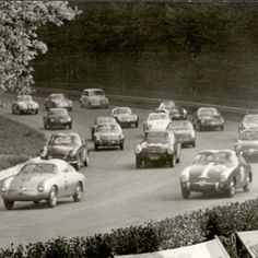 abarth_classics Racing! In the middle of the 20th century, Abarth was able to inspire many great racing drivers. Johann Abt, Kurt Ahrens, Ernst Furtmayr, Hans Herrmann, Friedrich Bryzmann, Arturo Merzario, Jochen Neerpasch, Hans Ortner, Walter Röhrl and Franco Patria are just some of them.