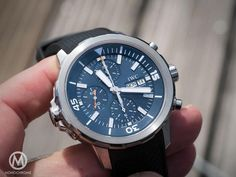 IWC Aquatimer Chronograph Edition Expedition Jacques-Yves Cousteau
