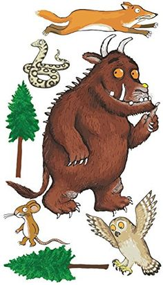 Gruffalo First Birthday Party Games and Activities - my tortoise mind Gruffalo Eyfs, Gruffalo Activities, Gruffalo Party, The Gruffalo, Kids Party Games, Party Activities, Autumn Activities, Games For Kids, Activities For Kids