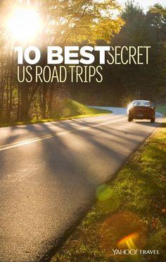 10 Best Secret U.S. Road Trips