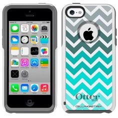 Otterbox Commuter Series Chevron Grey Green Turquoise Pattern Hybrid Case for Apple iPhone 5C TrekCovers http://www.amazon.com/dp/B00HVNWXE0/ref=cm_sw_r_pi_dp_tibXtb01BEPCFNNC