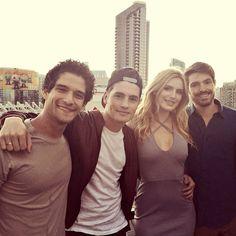 Literally....The Squad. #ComicCon2015