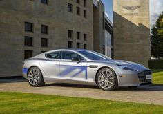 the 2017 Aston Martin RapidE comes equipped with two electric engine options...first half of 2017 with the starting price of $ 250,000... #2017AstonMartinRapidE #2017RapidE #2017AstonMartin